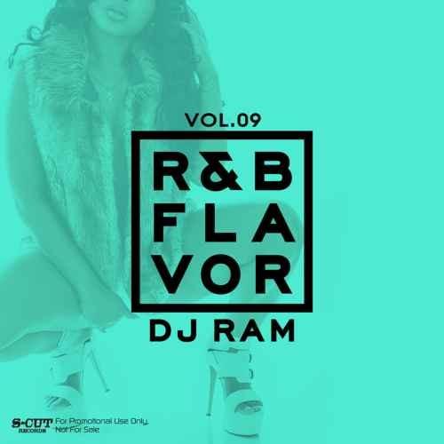 DJ Ram R&B 2019年2月 新譜 Miguel ミゲル Ariana Grande アリアナグランデR&B Flavor Vol.9 / DJ Ram
