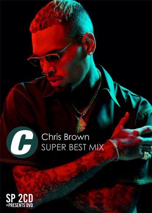 クリスブラウン DJミックス ノンストップ ベストMixChris Brown Super Best Mix -2CD-R+DVD-R- / V.A