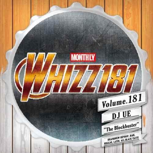 ヒップホップ・R&B・新譜・ファボラスWhizz Vol.181 / DJ Ue