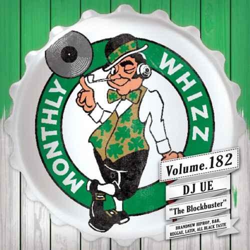 ヒップホップ・R&B・新譜・ウィズカリファ・DJキャレドWhizz Vol.182 / DJ Ue