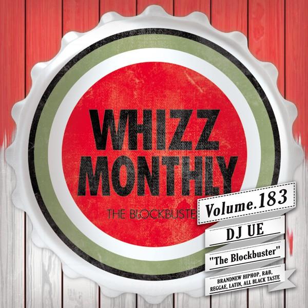 ヒップホップ R&B トリーレーンズ タイガWhizz Vol.183 / DJ Ue