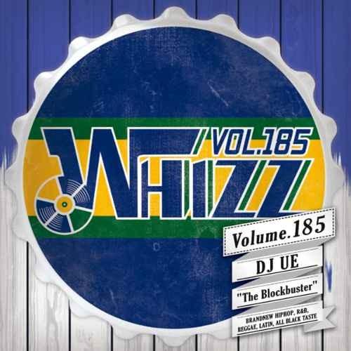 ヒップホップ R&B マライアキャリー リルウェインWhizz Vol.185 / DJ Ue