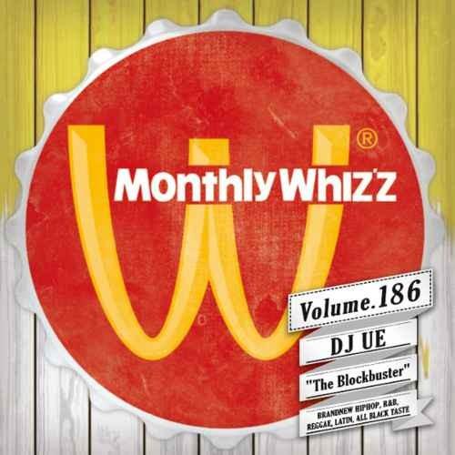 DJ Ue ヒップホップ R&B レゲエ Ciara シアラ Kanye West カニエウェストWhizz Vol.186 / DJ Ue