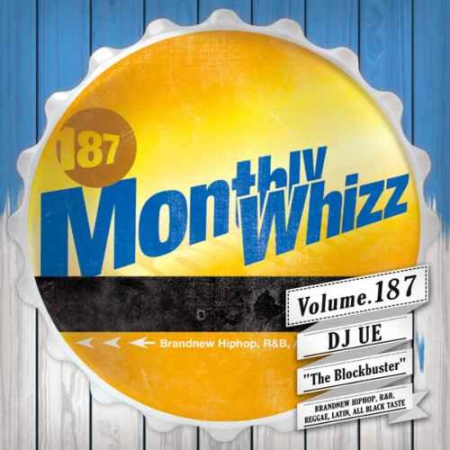 DJ Ue ヒップホップ hiphop R&B トリーレーンズ フューチャーWhizz Vol.187 / DJ Ue