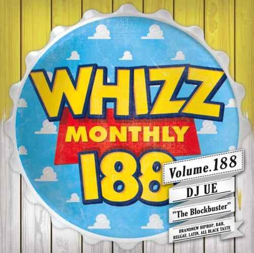 DJ Ue ヒップホップ R&B 新譜 2019年3月 クリスブラウン カーディB ブルーノマーズWhizz Vol.188 / DJ Ue