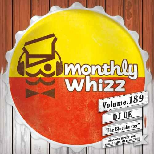 DJ Ue 新譜 2019年4月 ヒップホップ R&B トレイソングス スウィスビーツWhizz Vol.189 / DJ Ue
