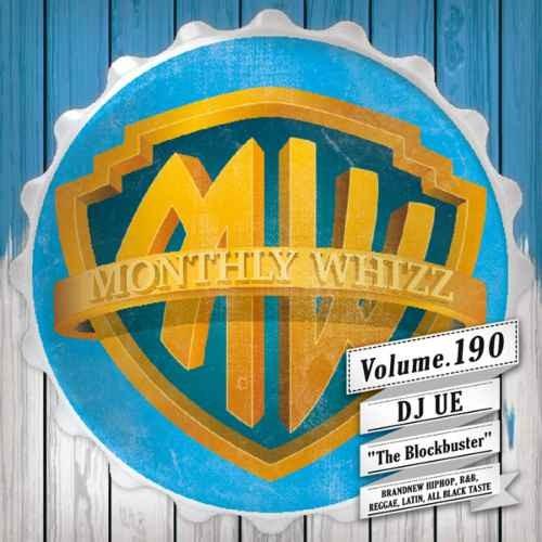 DJ Ue DJウエ ヒップホップ 新譜 2019年5月 2チェインズWhizz Vol.190 / DJ Ue