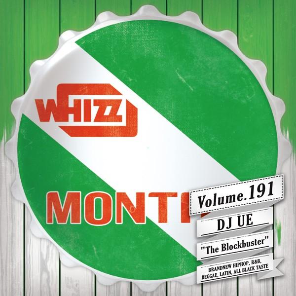 DJ UE ウエ ヒップホップ 新譜 2019年6月Whizz vol.191 / DJ UE