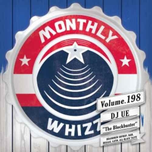 新譜 シリーズ ヒップホップ R&B 2020年1月 最高な曲 最高なタイミングWhizz Vol.198 / DJ Ue