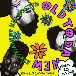 踊れて聴けるレコードオンリーMix!【洋楽CD・MixCD】Old To Da New (Nelson 5th Anniversary) / DJ 0438【M便 1/12】