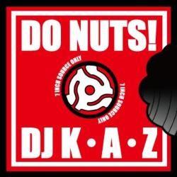 お洒落なサウンドお好きな方にストライクな1枚!【MixCD】Do-Nuts / DJ K・A・Z【M便 1/12】