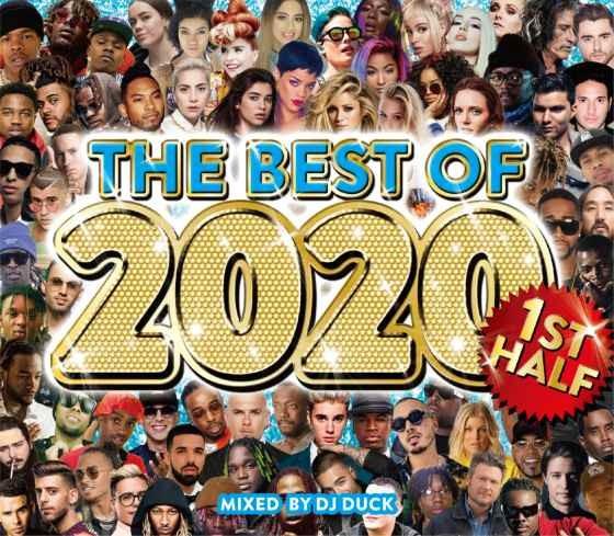 2020 上半期 ベスト TOP40 ヒップホップ ジャスティンビーバー ピットブル 等収録! 「これを聴かなきゃ何を聴く!」The Best Of 2020 1st Half / DJ Duck