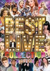 今話題のアーティスト達の貴重ライブ映像!【DVD】Best Live Collection / V.A【M便 6/12】