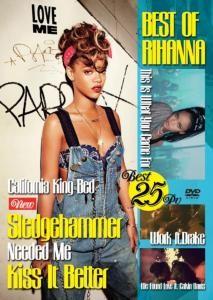 大ヒット名曲からライブ映像までリアーナベストDVD!【洋楽DVD・MixDVD】Best Of Rihanna / V.A【M便 6/12】