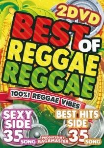 究極レゲエベストPV集!!!!!【洋楽DVD・MixDVD】Best Of Reggae Reggae / Ragamaster【M便 6/12】