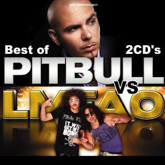 Best Of Pitbull vs LMFAO -2CD-R- / Tape Worm Project【M便 2/12】