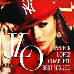 「Jennifer Lopez」「豪華2枚組」最強Best MixCD!!!【MixCD】Jennifer Lopez Complete Best Mix -2CD-R- / Tape Worm Project【M便 2/12】