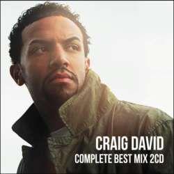 「Craig David」の魅力が完全網羅!【MixCD】Craig David Complete Best Mix -2CD-R- / Tape Worm Project【M便 2/12】