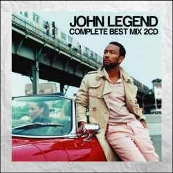 ハートフルヴォイスの持ち主!!【MixCD】John Legend Complete Best Mix -2CD-R- / Tape Worm Project【M便 2/12】