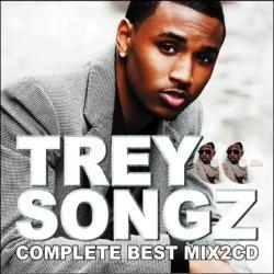トレイソングス豪華最強ベストMixCD!!【MixCD】Trey Songz Complete Best Mix -2CD-R- / Tape Worm Project【M便 2/12】
