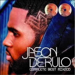ジェイソンデルーロ豪華最強ベストMixCD!【MixCD】Jason Derulo Complete Best Mix -2CD-R- / Tape Worm Project【M便 2/12】