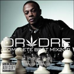 シーンに再び戻った今最も旬な男「Dr. Dre」ベスト!【MixCD】Dr. Dre Complete Best Mix -2CD-R- / Tape Worm Project【M便 2/12】