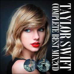 【再再再再再入荷!!】遂に出ました!テイラースウィフト★ベストMix!【MixCD・MIX CD】Taylor Swift Complete Best Mix -2CD-R- / Tape Worm Project【M便 2/12】
