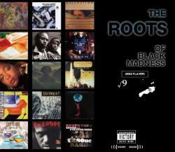 ブラックミュージックファンへお届けするドラマチックなミックス!【MixCD】The Roots Of Black Madness / 符和【M便 2/12】