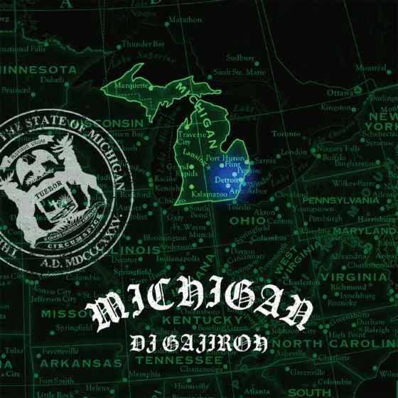 ヒップホップ ミシガン州出身 アーティストMichigan / DJ Gajiroh (Bong Bros)