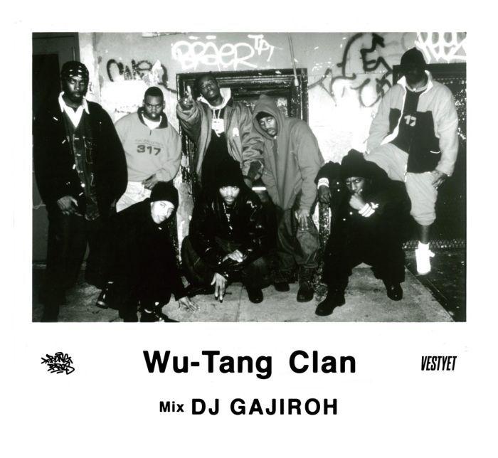ヒップホップ ウータン DJミックスWu-Tang Clan / DJ Gajiroh (Bong Bros)