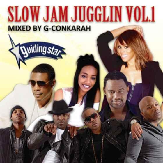 90年代 後半 スロウジャム ダンスホールスタイル ミックスSlow Jam Jugglin Vol.1 / G-Conkarah of Guiding Star