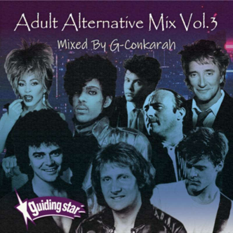アーバン チルタイム ミックスAdult Alternative Mix Vol.3 / G-Conkarah Of Guiding Star