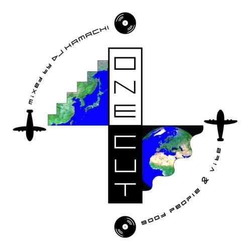 DJ Hamachi ハマチ ヒップホップ One Cut -Good People & Vibe- / DJ Hamachi