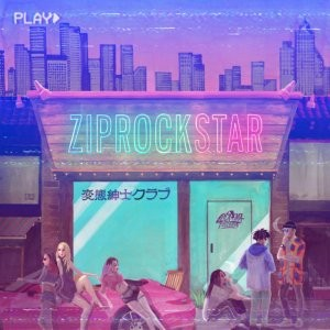 """異名なユニットグループ""""変態紳士倶楽部""""参上!!【CD】Zip Rock Star / 変態紳士クラブ【M便 2/12】"""