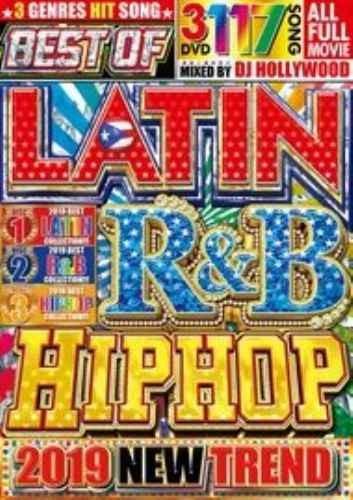 ラテン ヒップホップ 2019 CNCO トラビス スコット PVBest Of Latin R&B HIPHOP 2019 New Trend / DJ Hollywood