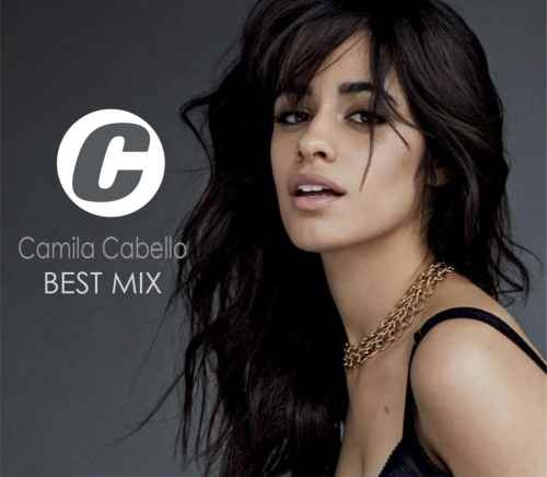 今一番アツイDIVA!カミラカベロの最強Mix!【洋楽CD・MixCD】Camila Cabello Best Mix (CD-R) / V.A【M便 2/12】