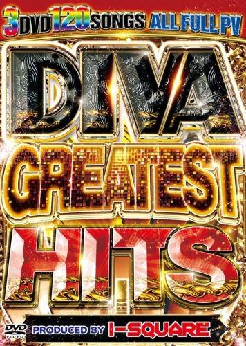 ヒット曲・総集編・ブルーノマーズ・ピットブル・メジャーレイザーDiva Greatest Hits / I-Square