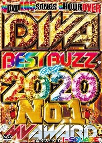 洋楽DVD 2020 バズ曲 ベスト エドシーラン カミラカベロDiva Best Buzz Best 2020 -No.1 MV Award- / I-Square