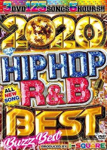 洋楽DVD 3枚組 全125曲 2020 バズソング特集HIPHOP R&B 2020 Best Buzz Best / I-Square