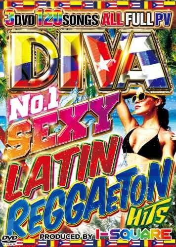 ラテン レゲトン フルムービー CNCO ピットブルDiva No.1 Sexy Latin Reggaeton Hits / I-Square