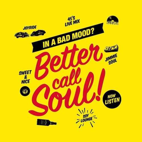 Jimmie Soul オールドスクール 60年代 70年代 ソウルBetter Call Soul / Jimmie Soul