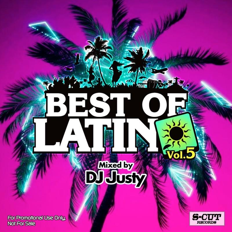 ラテン レゲトン 夏 人気シリーズ Best Of Latin Vol.5 / DJ Justy