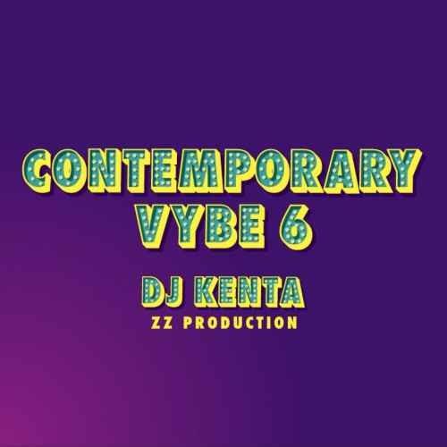 DJ Kenta DJケンタ R&B オルタナティブContemporary Vybe 6 / DJ Kenta (ZZ Production)
