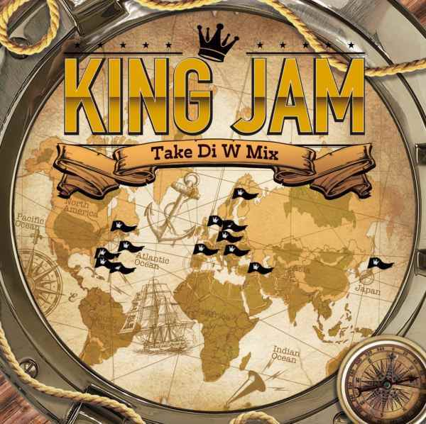 キングジャム レゲエ ブランニューTake Di W Mix / King Jam