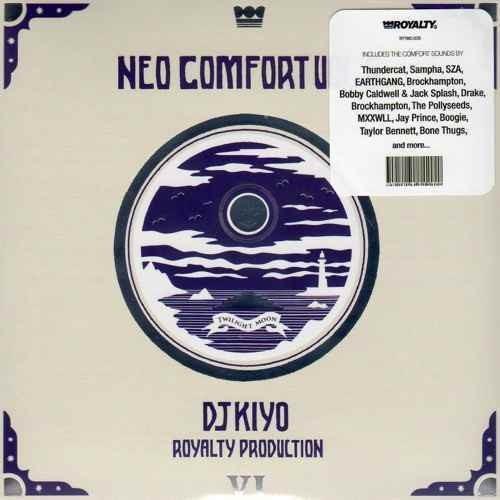 DJ Kiyo キヨ R&B ドレイク ウィズカリファNeo Comfort 6 / DJ Kiyo