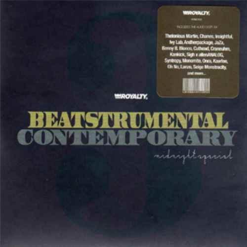 DJ Kiyo インストゥルメンタルBeatstrumental Contemporary 3 / DJ Kiyo