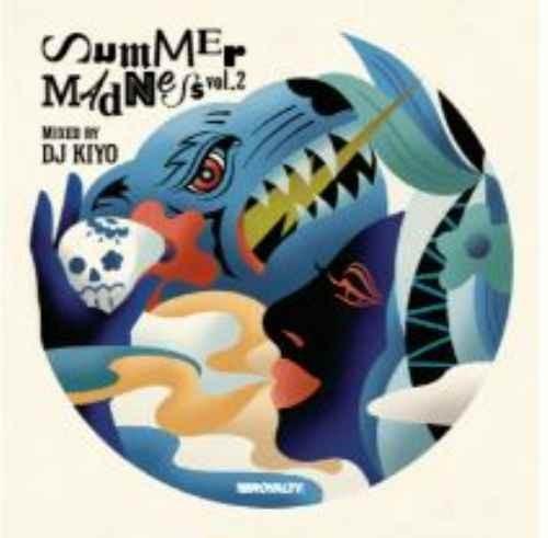 DJ KIYO DJキヨ ヒップホップ アングラ ビーツSummer Madness 2 / DJ Kiyo