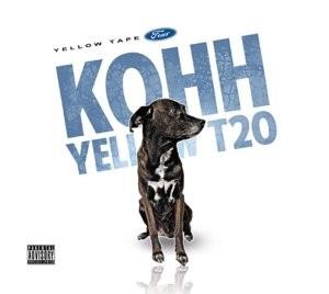 1年半の時を経てシリーズ第4弾が発売!【CD・MixCD】Yellow Tape 4 / Kohh【M便 1/12】