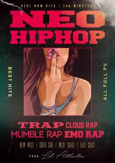 洋楽 DVD ヒップホップ PV 店長おすすめアイテム 初心者様もOK ヒット曲 Neo HipHop / DJ Lil Atlantic
