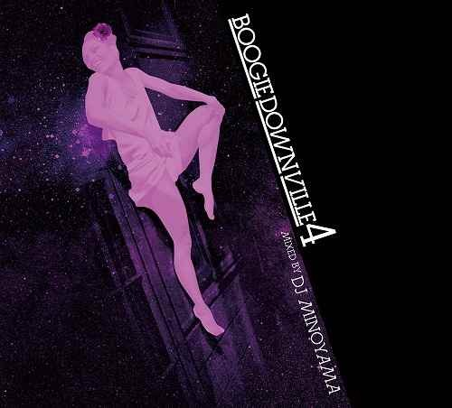 DJミノヤマ ディスコ 80年代 ブギー サウンドBoogiedownville Vol.4 / DJ Minoyama